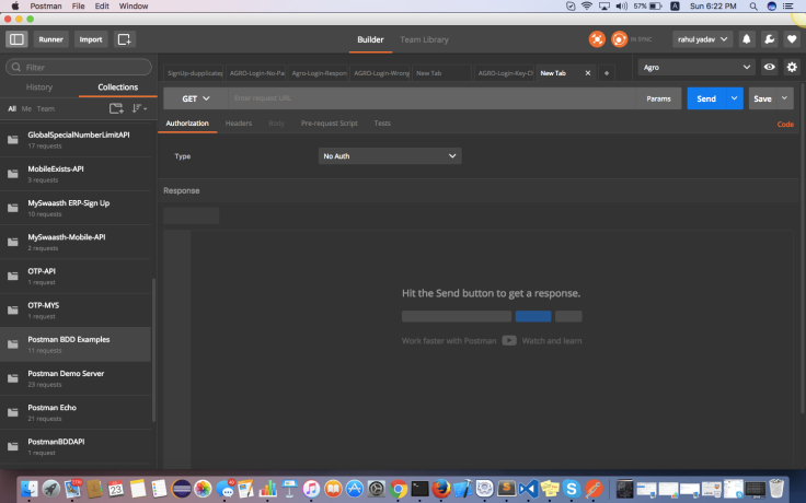 Testing REST API's with Postman and Jenkins – Part 1 – All Things